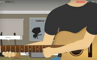 imparare la chitarra