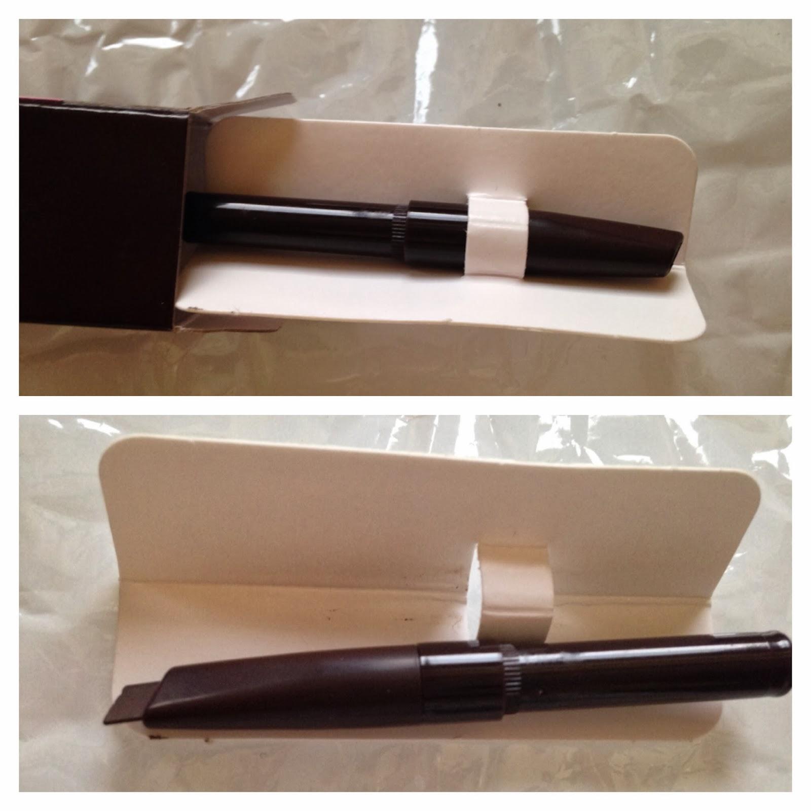 Aeris Hart Etude House Drawing Eye Brow Refill Review Eyebrow Pencil