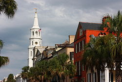 Downtown Historic Charleston SC