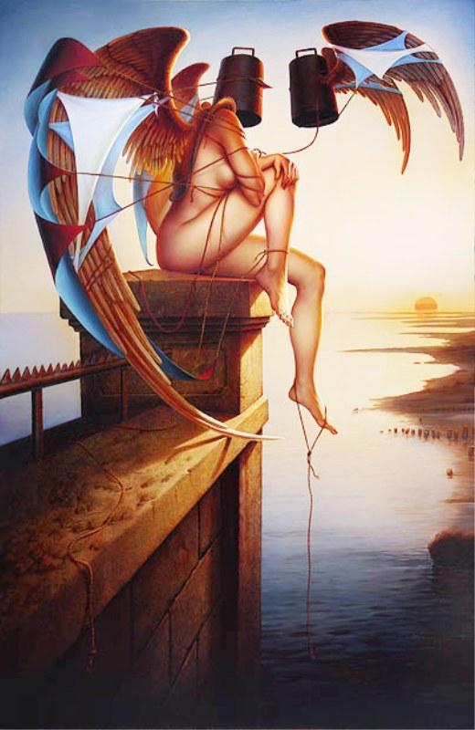 Arte Surrealista Salvador Dalí