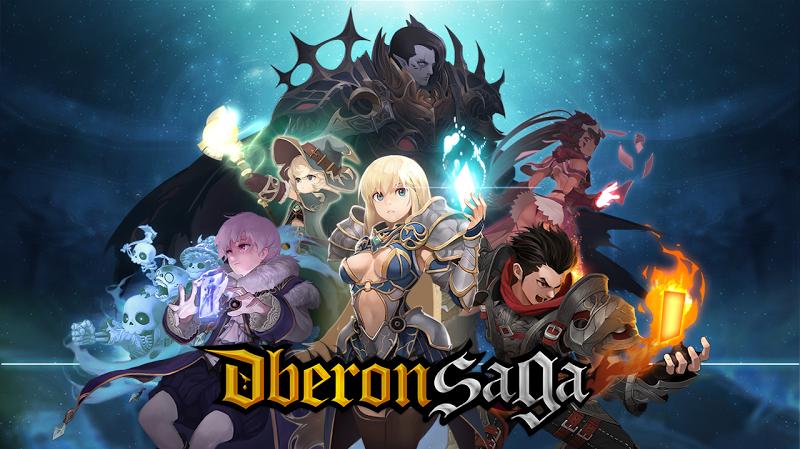 OberonSaga Gameplay IOS / Android