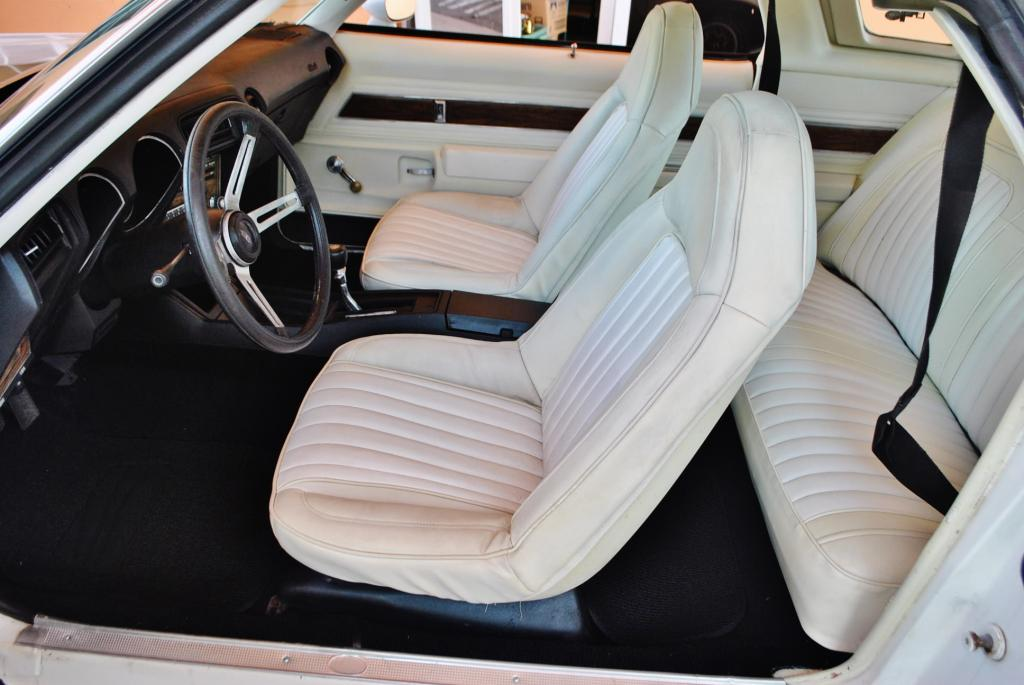 1973 Oldsmobile Hurst Olds W30 455 V8 With Swivel Bucket Seats