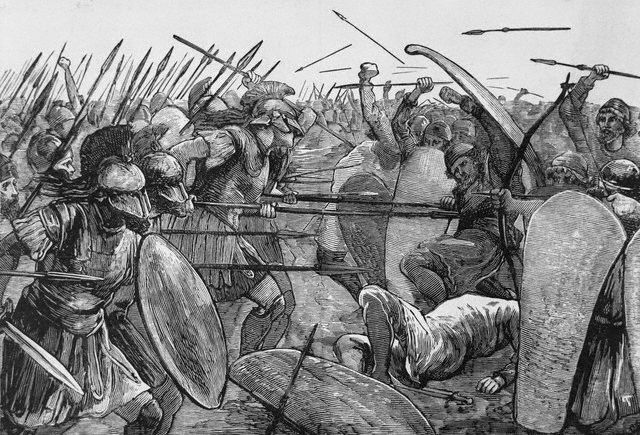 spartans and athenians Athens and sparta represent two different forms of power athens was a political powerhouse with a strong naval presence sparta on the other hand was the predominant land army of the time period.