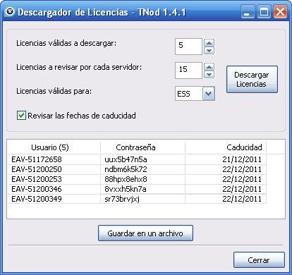 descargar tnod 1.4.2 final