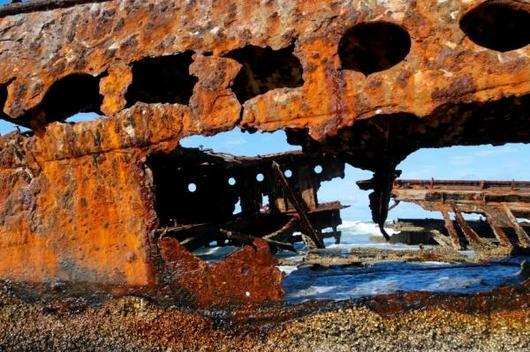 Resultado de imagen de oxidacion y corrosion diferencia