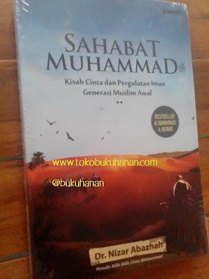 buku sahabat muhammad Dr. Nizar Abazhah, penerbit Zaman