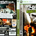 Capa Splinter Cell Double Agent Xbox 360