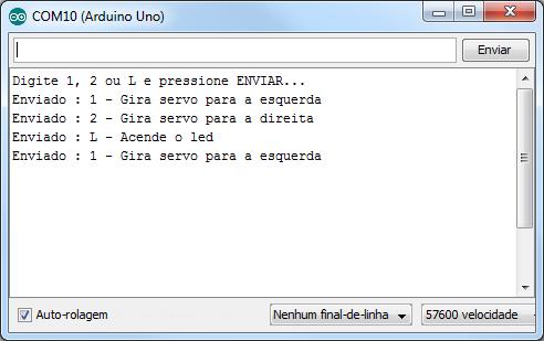 NRF24L01 - Serial Monitor - Emissor