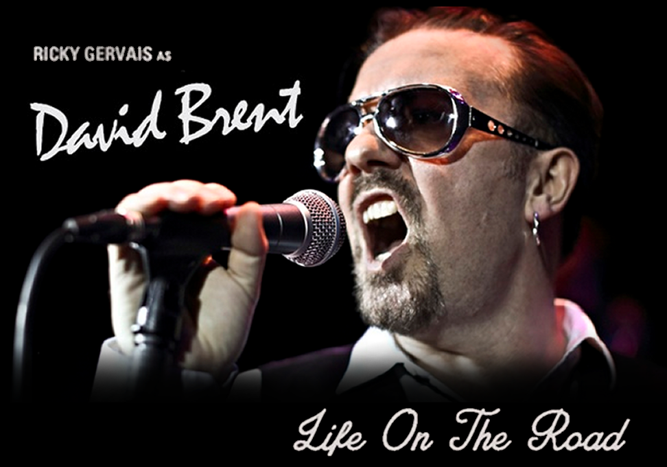 Life On The Road starring Ricky Gervais as David Brent