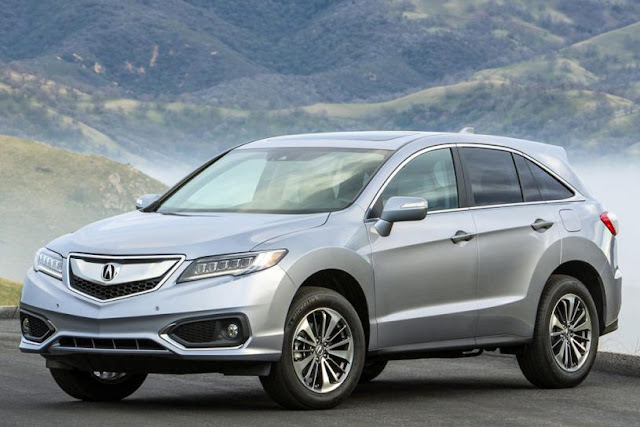 Next 2016 RDX Acura Generation front view