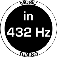 music in the 432 hz tuning