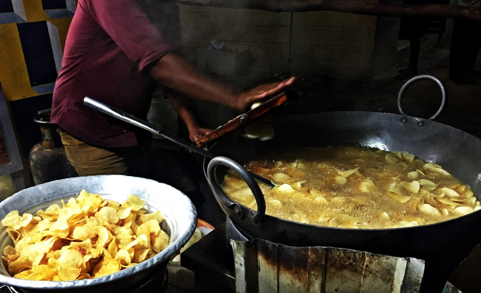 Eating your way through Bangalore, India