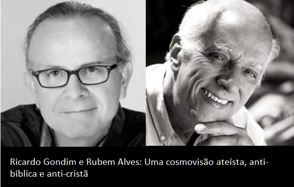 Gondim e Rubem Alves