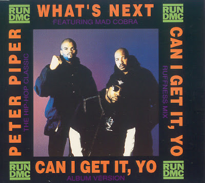 Run DMC – Can I Get It, Yo (CDM UK) (1994) (320 kbps)