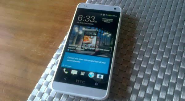 HTC One Mini Dipatok dengan Harga Rp5 Jutaan