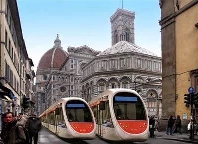 трамваи Флоренции
