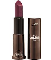 p2 Neuprodukte August 2015 - full color lipstick 070 - www.annitschkasblog.de