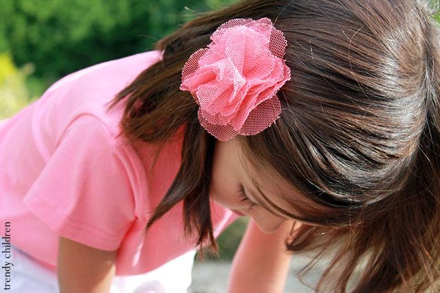 camiseta coral bimbalina pinza tul nita. outfit trendy children