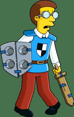 Brave Tin Knight