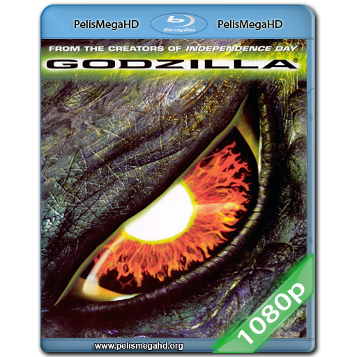 GODZILLA (1998) FULL 1080P HD MKV ESPAÑOL LATINO
