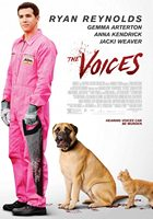 The Voices (2014) DVDRip Latino