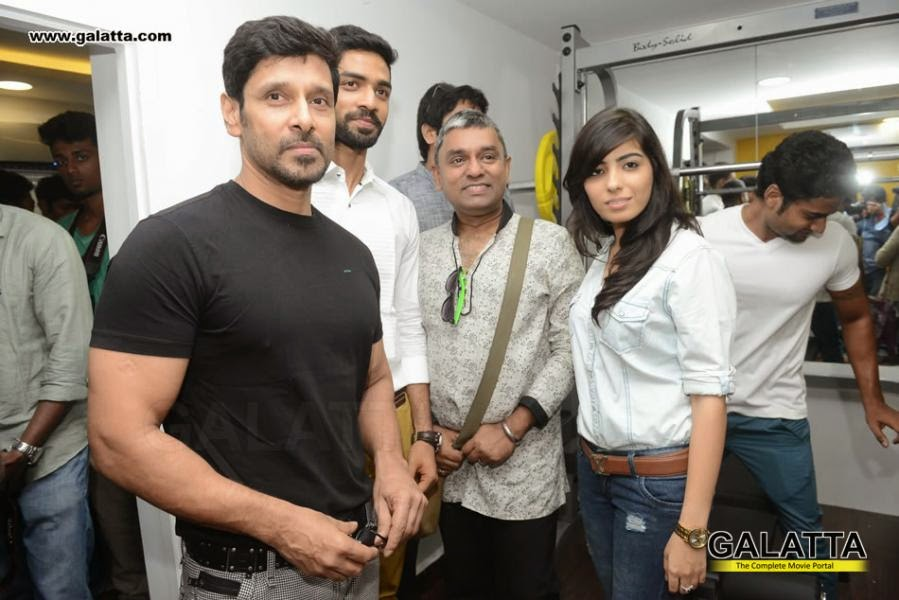 Vikram inaugurates the body studio gym at besant nagar stills vikram inaugurates the body studio gym at besant nagar stills chiyaan vikram fans official fans website drkram kennedy cvf thecheapjerseys Gallery