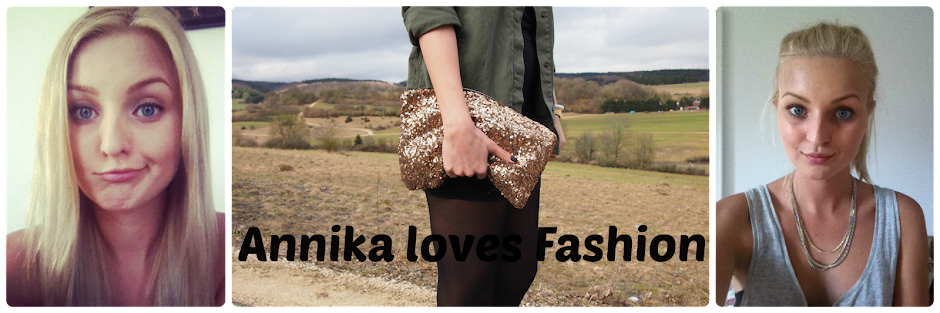 Annika loves Fashion