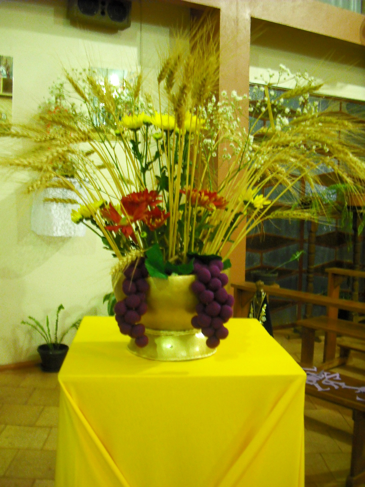 CASA'ART DECORA u00c7ÃO PRIMEIRA COMUNHÃO -> Decoração Primeira Comunhão Igreja