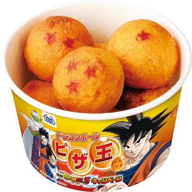 เทศกาล Dragon Ball Z กับของกินมากมายที่้ร้าน LAWSON