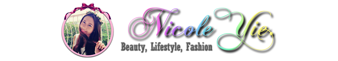 Nicole Yie: Beauty, Lifestyle, Fashion Blog