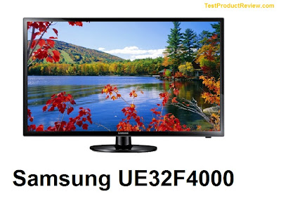 Samsung UE32F4000 review