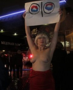 Femen Holland