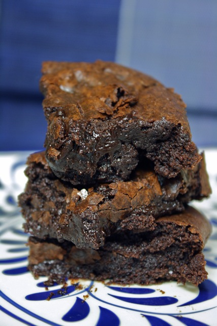 The Traveling Spoon: Best Cocoa Brownies (from Alice Medrich!)