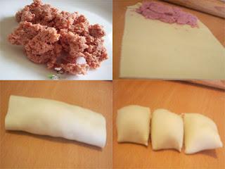 Nigerian Sausage Rolls recipe