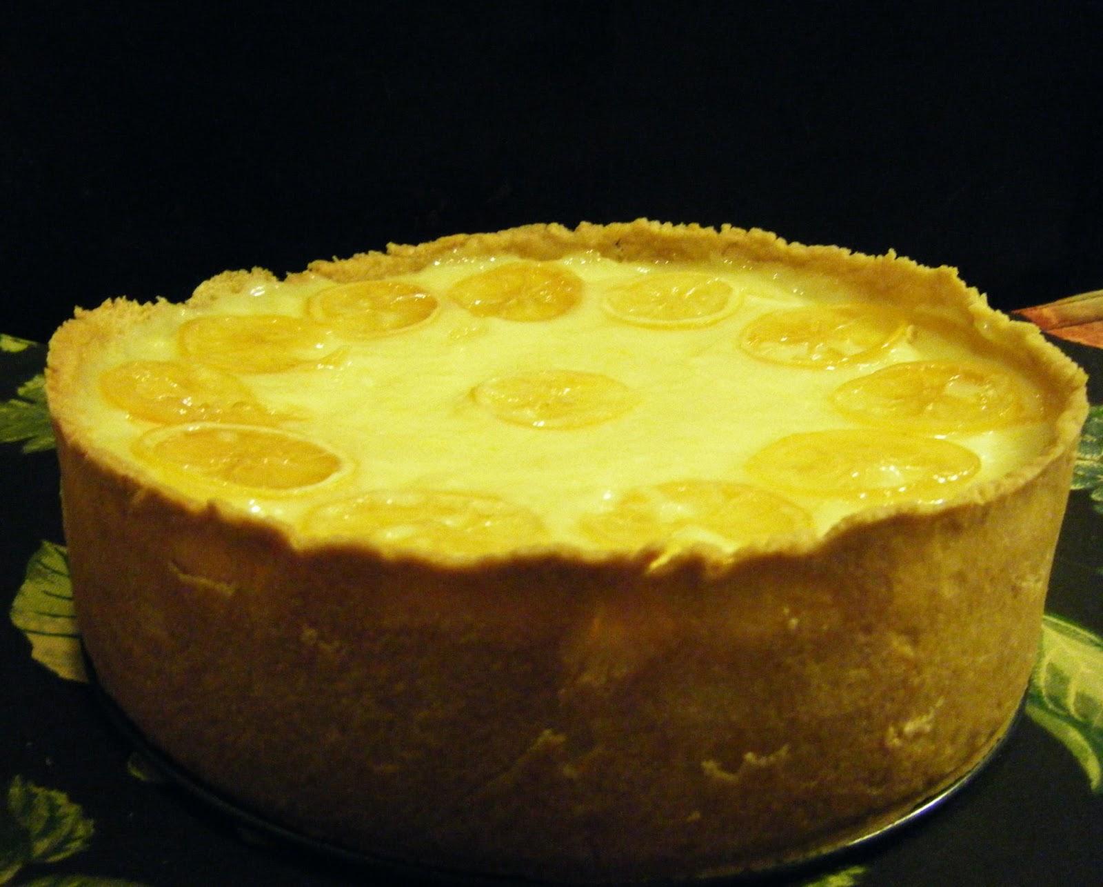 west side baker: Lemon Bar Cheesecake for Bebe