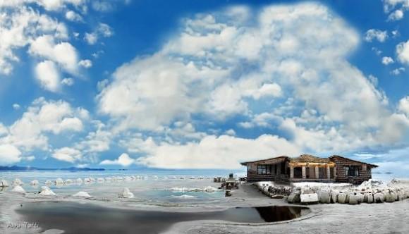 فندق الملح في بوليفيا 1
