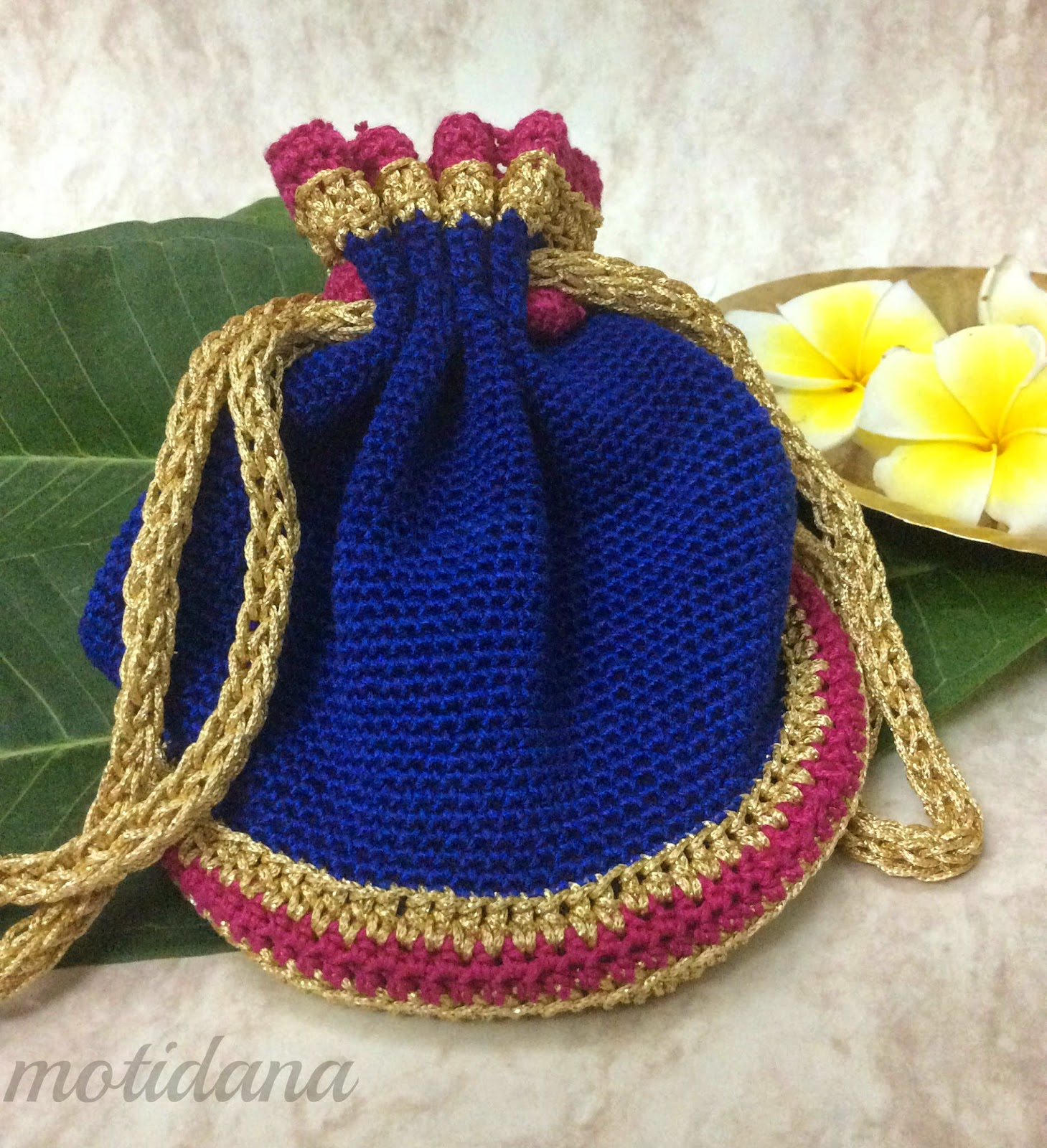 crochet wedding accessory