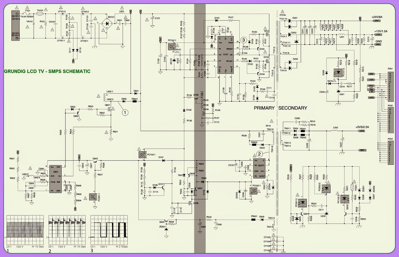 grundig zasilacz lcd tv fsp223 power supply regulator board RTL2832 DVB-T USB-Stick dvb t circuit diagram