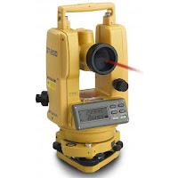 Jual Digital Theodolite Laser Topcon DT 205L di Tanjungpinang
