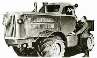"""Опытный образец трактора ХТЗ Т-90 """"Украина"""""""