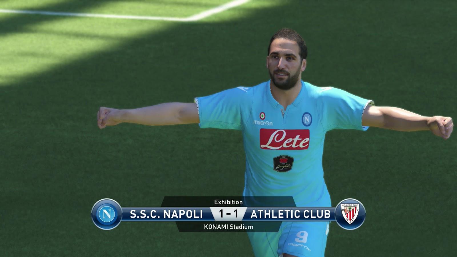 PC] Pro Evolution Soccer 2015 - RELOADED + KaOs RePack pc game ...