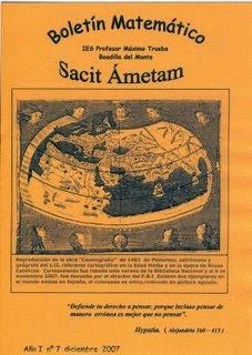 Boletín Sacit Ámetam nº 7
