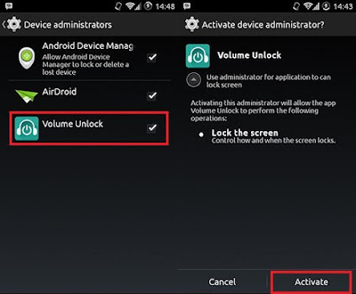 Volume Unlock Power Button Fix | andromin
