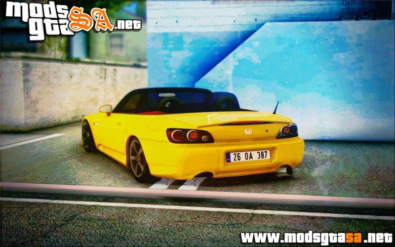 SA - Honda s2000 OAGARAGE
