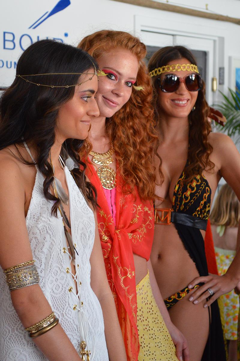 models wearing tanya marie