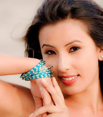 Nepali Actress Model Hema Shrestha  Beautiful