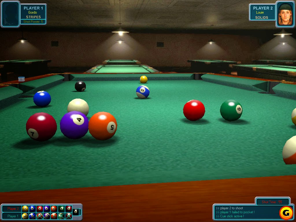 A Game For Free : Free pc game full version download real pool