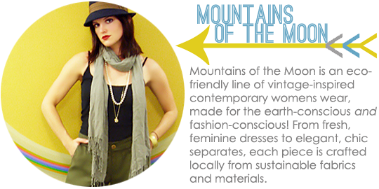 Mountains of the Moon Eco Clothing