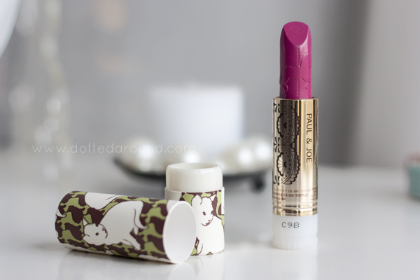 Paul Joe lipstick refill manege carousel