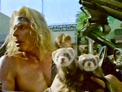 Beastmaster 2  Through the Portal of Time  Sylvio Tabet  1991 The Beastmaster Ferrets